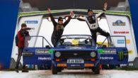 En marge du rallye moderne ce week-end en Suède se déroulait également l'édition historique avec 48 équipages engagés sur certaines spéciales empruntées par le WRC. Petter Solberg avec sa femme […]