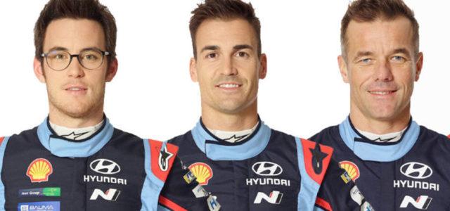 Alors que Neuville, Sordo et Mikkelsen sont alignés dans trois semaines au Rallye WRC Mexique pour le compte de Hyundai, l'équipe a décidé pour la quatrième manche au Tour de […]