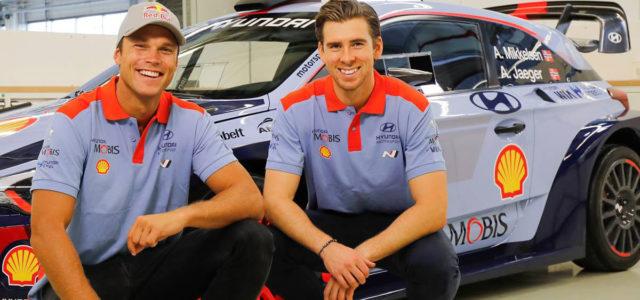 L'équipe Hyundai Motorsport a confirmé ce matin la participation de Andreas Mikkelsen et son copilote Anders Jaeger au rallye d'Estonie avec la i20WRC du 12 au 14 Juillet prochain. Le […]