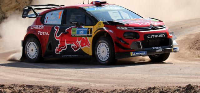 Après un rallye du Mexique où les mécaniques et les hommes ont souffert durant quatre jours semés d'embûches et de rebondissements le pilote Citroën Racing Sébastien Ogier décroche une nouvelle […]