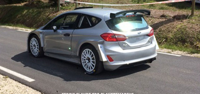 Alors que le Team principal M-Sport Ford est en préparation actuellement au Portugal avec les Fiesta WRC, le département des essais de la nouvelle Ford Fiesta R5 (homologation à venir) […]