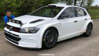 Reportage vidéo des essais de développement de Volkswagen Motorsport avec la Polo R5 et Dieter Depping