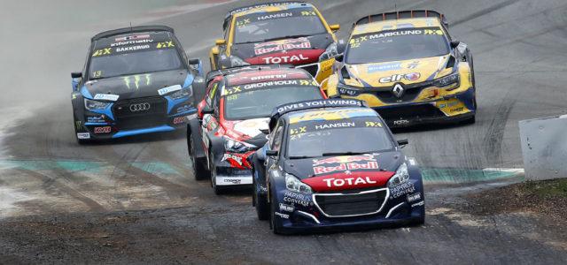 Ce samedi par un temps pluvieux sur le tout nouveau rendez-vous belge du championnat, la formation Monster Energy RX Cartel et ses deux Audi S1RX s'est montrée la plus rapide […]