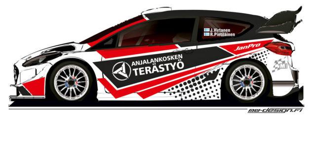 JanPro Racing, l'équipe de Janne Tuohino, qui a acquis en début de saison une Ford Fiesta WRC nouvelle génération sera alignée sur une deuxième manche après une première participation au […]
