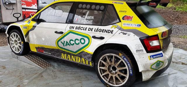 Engagé sur la quatrième manche du championnat de France des rallyes au Vosges Grand Est, Nicolas Ciamin copiloté par Yannick Roche sont actuellement en préparation pour les derniers réglages sur […]