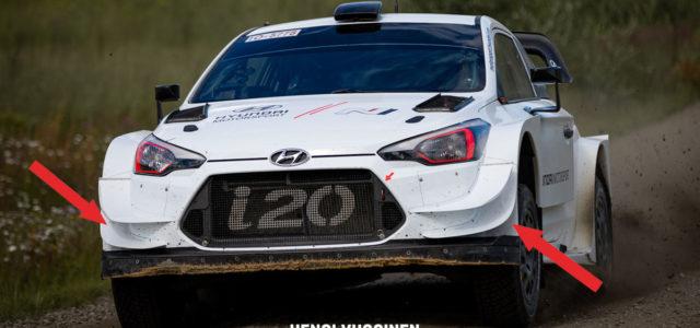 L'équipe Hyundai Motorsport qui a démarré ce jeudi avec Andreas Mikkelsen sa préparation pour le rallye WRC Finlande a dévoilé aujourd'hui une nouvelle évolution sur l'aérodynamisme de la i20WRC avec […]