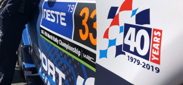 Fondée en 1979 par l'ex-pilote de rallye Malcolm Wilson le Team M-Sport fêtera ce week-end à l'occasion du Rallye WRC de Finlande ses quarante ans d'existence où les Fiesta vont […]