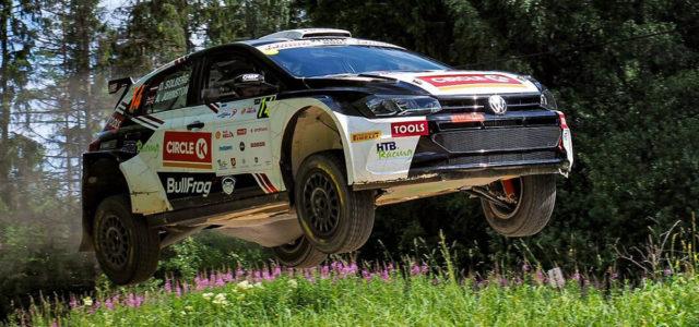 Oliver Solberg qui s'est présenté au rallye d'Estonie ce week-end au volant de sa VW Polo R5 décroche un nouveau succès en remportant la victoire dans la catégorie R5. Septième […]