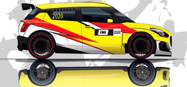 Récemment homologuée par la FIA pour le WRC 2020, la nouvelle catégorie R4 a définitivement pris son envol pour l'année prochaine. En effet après la Fiat MR 500X R4 et […]