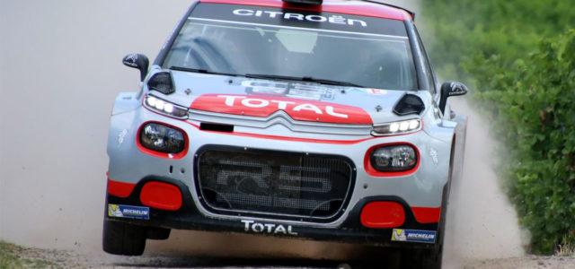 Absent remarqué en Finlande ce week-end, Mads Ostberg et son copilote Torstein Eriksen seront de retour au WRC Deutschland Rallye avec la C3R5 pour le compte de Citroën Racing en […]