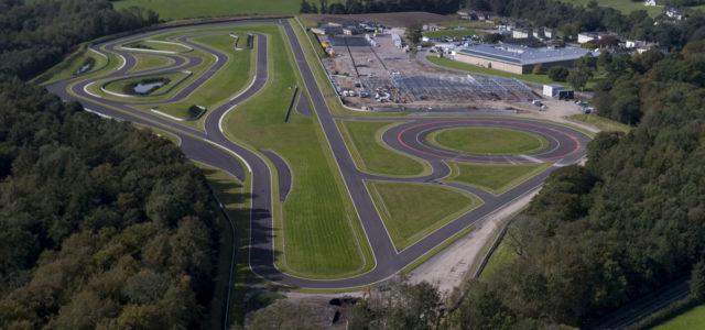 Implanté sur le site de la société Dovenby Hall Estate, près de Cockermouth, à Cumbria en Grande-Bretagne, le nouveau centre de développement de M-Sport prend forme avec une structure de […]