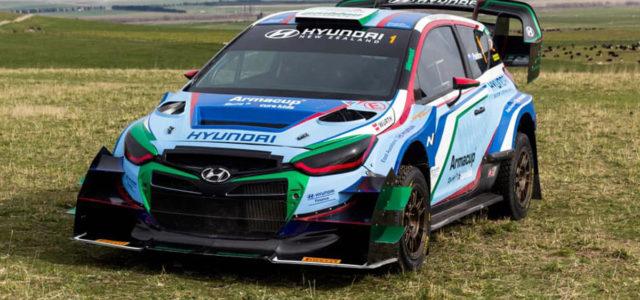 Ce week-end chez lui en Nouvelle-Zélande, Hayden Paddon et son team Paddon Rallysport vont disposer d'une nouvelle évolution de la Hyundai i20 AP4 (1,8L 4 roues motrices développant 600cv) avec […]