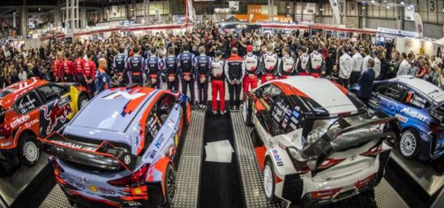 Comme depuis 2018, le salon Autosport de Birmingham va accueillir le samedi 11 Janvier prochain, la présentation de la saison WRC 2020 avec tout le plateau présent des pilotes et […]