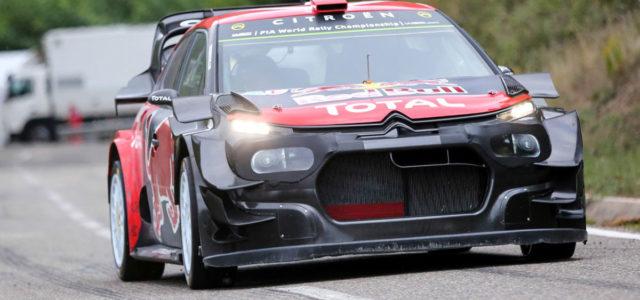 Cette semaine Citroën Racing a posé ses valises en Espagne pour préparer la prochaine manche mixte du championnat en Catalogne dans une quinzaine de jours. Pendant quelques runs un tout […]