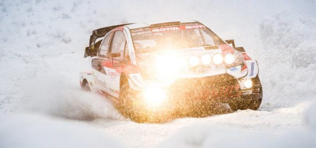 Belle entrée en matière pour Kalle Rovanperä et Jonne Halttunen qui démarrent leur saison avec une première victoire avec la Toyota Yaris WRC à l'Arctic Lapland Rally en Finlande sur […]