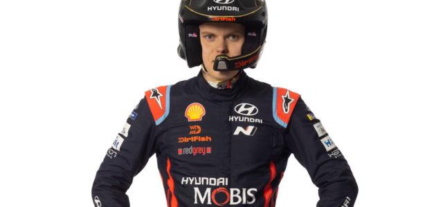 La nouvelle recrue de l'équipe Hyundai Motorsport 2020, Ott Tänak, s'est dévoilée cette semaine sous ces nouvelles couleurs en arborant deux partenaires importants : RedGrey Team et DirtFish. RedGrey Team […]
