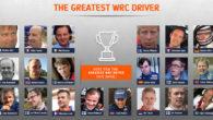 En partenariat avec Pirelli, le promoteur via son site WRC.COM propose actuellement l'élection du meilleur pilote de rallye de tous les temps à travers les différentes époques. A l'issue d'un […]