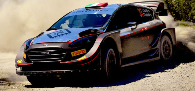 Ce week-end en Toscane, Lorenzo Bertelli a repris le volant de sa Ford Fiesta WRC pour préparer son prochain rallye. Absent du championnat du monde des rallyes cette saison, l'italien […]