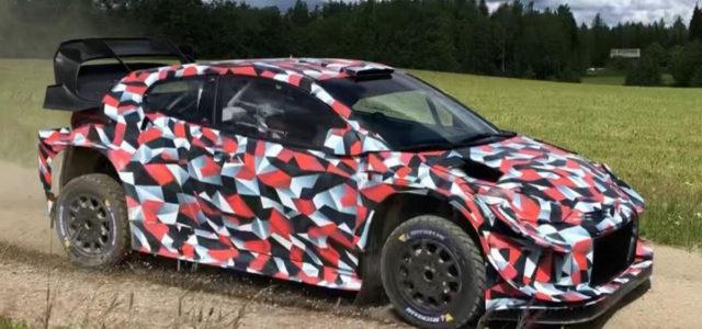 Durant cette troisième journée d'essais en Finlande, la nouvelle Yaris WRC a de nouveau fait son apparition durant quelques runs avec au volant Evans et Katsuta. Sur place depuis mardi […]