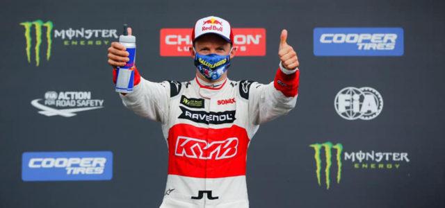 Déjà présent sur les deux premières manches nordiques du championnat du monde de rallycross en Suède puis en Finlande, Mattias Ekström vainqueur en Suède sera à nouveau de retour ce […]