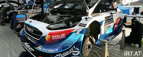 Le nouveau calendrier de la saison WRC 2021