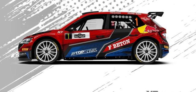 En collaboration avec Topp-Cars Rally Team, Andreas Mikkelsen sera de retour le mois prochain (6-8 Novembre) sur le championnat d'Europe des rallyes pour la manche de Hongrie. Engagé sur une […]