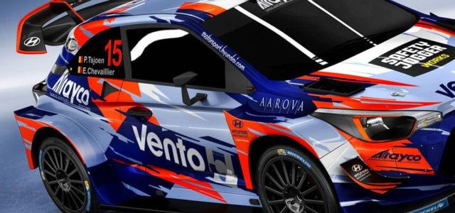 Evénènement mondial oblige, une Hyundai i20WRC supplémentaire sera engagée sur la prochaine manche du championnat du monde des rallyes en Belgique avec un pilote local bien connu. En collaboration avec […]
