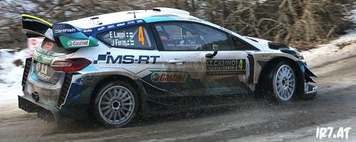 Public interdit au Rallye WRC Monte Carlo 2021