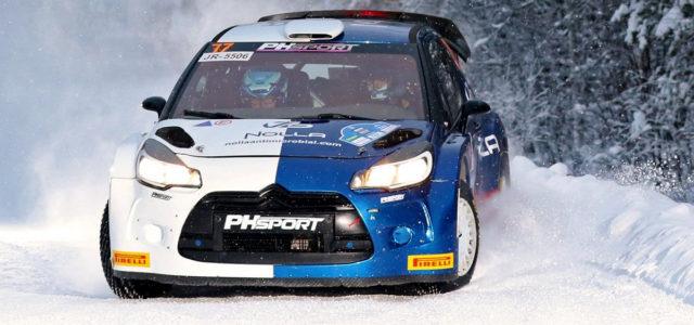 Valtteri Bottas, qui a terminé sixième ce week-end avec la DS3WRC PH SPORT à l'Arctic Lapland Rally manche d'ouverture du championnat de Finlande, envisage avant de reprendre sa saison de […]