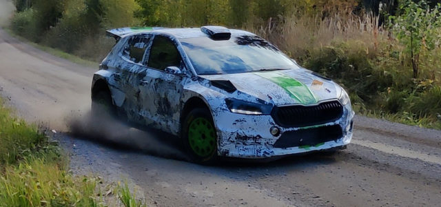 Après une première série d'essais sur asphalte au mois de juillet, Kris Meeke, encore lui, a repris le volant de la nouvelle Skoda Fabia Rally2 aujourd'hui en Finlande pour du […]