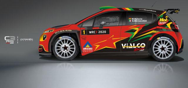 Présent en 2019 sur un programme partiel avec une Skoda Fabia R5, le pilote bolivien Marco Bulacia débarque dans la famille Citroën Racing cette saison pour un programme de sept […]