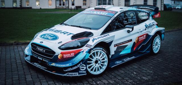 Engagé comme pilote officiel chez M-Sport Ford pour cette saison WRC 2020, le jeune pilote britannique Gus Greensmith a présenté sa Ford Fiesta WRC juste avant de partir en direction […]