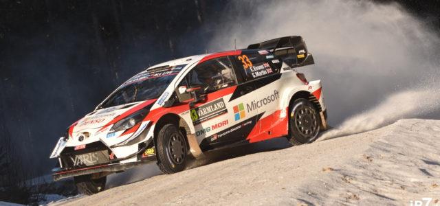 Intouchable tout le week-end au volant de sa Toyota Yaris WRC, Elfyn Evans décroche une belle victoire ce dimanche au Rallye WRC de Suède 2020 (deuxième succès en carrière après […]