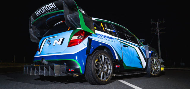 Sans contrat WRC à l'heure actuelle, Hayden Paddon au volant de sa Hyundai i20AP4 (1,8L 4 roues motrices développant près de 300cv évolutive à 800cv pour la course de côte) […]