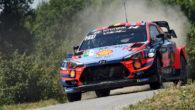 Ce week-end en Italie au volant de la Hyundai i20WRC, Thierry Neuville a dominé largement les débats sur asphalte en remportant huit spéciales sur les neuf au programme du Rally […]