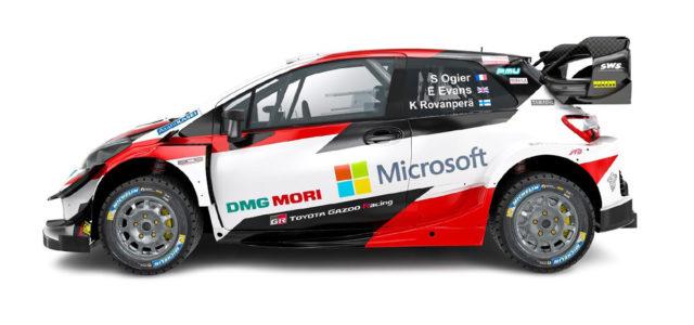 De retour en 2017 sous la nouvelle ère du championnat du monde des rallyes avec la Yaris, Toyota confie d'emblée son programme WRC durant trois saisons à la structure de […]