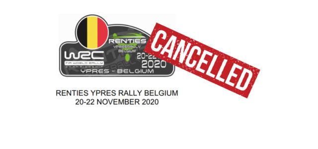 La joie aura été de courte durée pour tout un peuple fan de rallyes… La Belgique, par l'intermédiaire du Ypres Rally, qui avait décroché sa manche mondiale va finalement renoncer […]