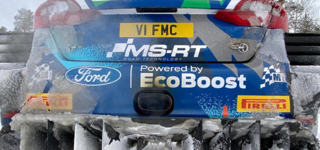L'équipe M-Sport, qui engage deux Ford Fiesta WRC à l'Arctic Rally Finland, a réalisé ces essais ces derniers jours juste avant d'effectuer dans quelques heures les reconnaissances pour l'épreuve qui […]