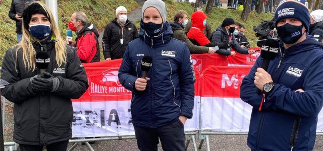 Fort d'une première expérience cette année au micro du service de streaming du championnat du monde des rallyes WRC+ lors du Monte Carlo, Mads Ostberg va renouveler l'expérience à la […]