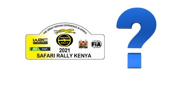 Même si les organisateurs du prochain Safari Rally Kenya font bonne figure après avoir présenté dernièrement le parcours de l'édition 2021 prévue en Juin prochain près de Naivasha, cette épreuve […]