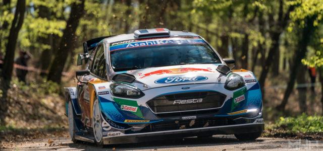 Après sa prestation exemplaire au rallye de Croatie le week-end dernier en terminant sur une belle cinquième place au général, l'équipe M-Sport a décidé de confier à nouveau la Ford […]