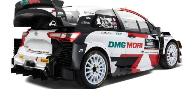Vainqueur de deux manches sur trois pour cette entame de championnat 2021 avec à la clé deux doublés de Ogier et Evans, l'équipe Toyota Gazoo Racing ne compte pas se […]