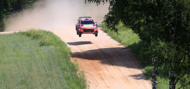 Victorieuse en 2020 avec un doublé Tänak et Breen, l'équipe Hyundai Motorsport veut absolument s'imposer le week-end prochain en Estonie pour oublier son début de saison catastrophique. Malgré une pointe […]