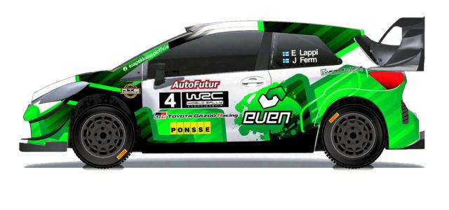 Sans volant officiel cette saison après son départ de l'équipe M-Sport fin 2020, Esapekka Lappi sera de retour pour un one-shot début octobre au volant d'une Toyota Yaris WRC à […]