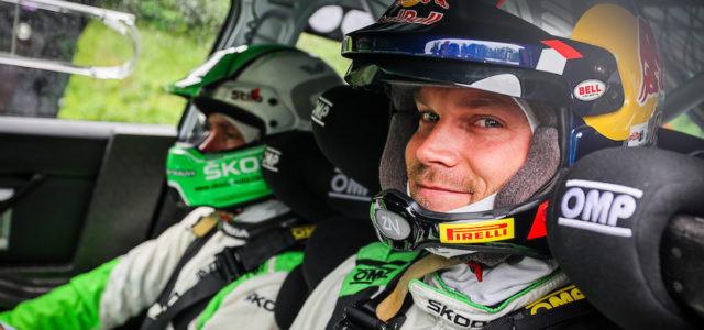 Avec trois victoires cette saison au Monte Carlo, en Estonie et en Grèce, Andreas Mikkelsen avec la Skoda Fabia R5 TOK SPORT ne peut plus être rattrapé au classement et […]