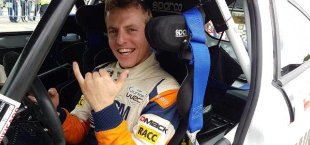 Le champion 2017 de la catégorie junior Nil Solans qui évolue cette année en ERC avec une Skoda Fabia R5 sera finalement engagé au rallye d'Espagne la semaine prochaine avec […]